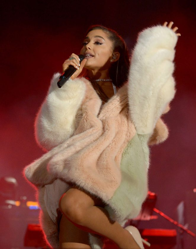 Ariana Grande - Performs at Wango Tango 2016 in Los Angeles