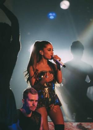 Ariana Grande - Performs at X Factor in Australia