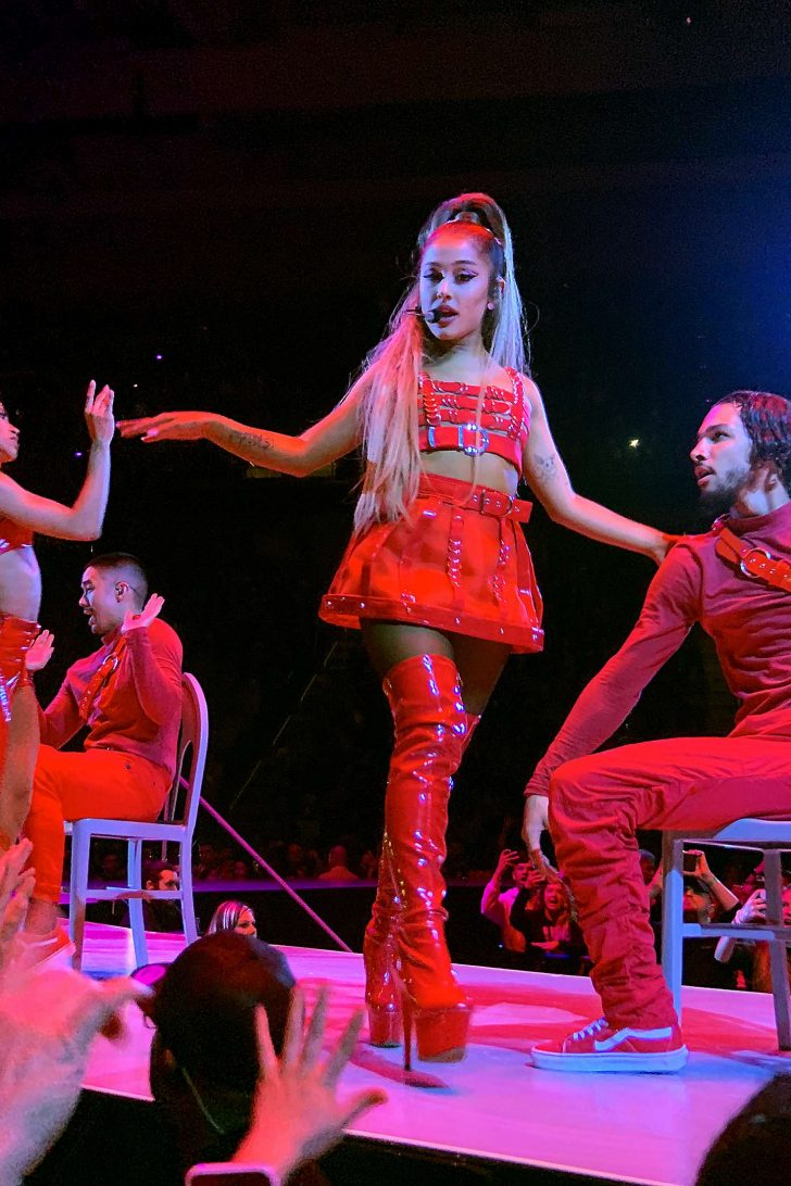 Ariana Grande - Performs on 'Sweetener' World Tour in Albany