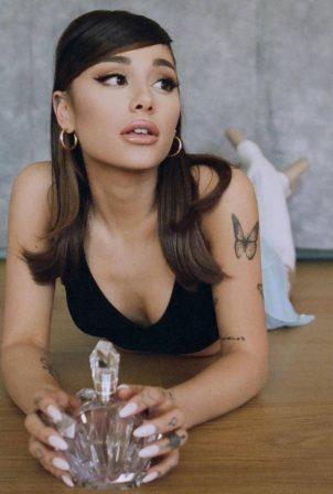 Ariana Grande - R.E.M Fragrance Promos 2020