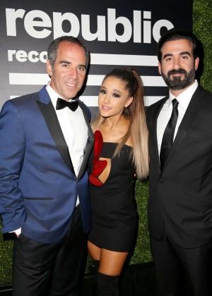 Ariana Grande - Republic Records Grammy 2016 Celebration in Los Angeles