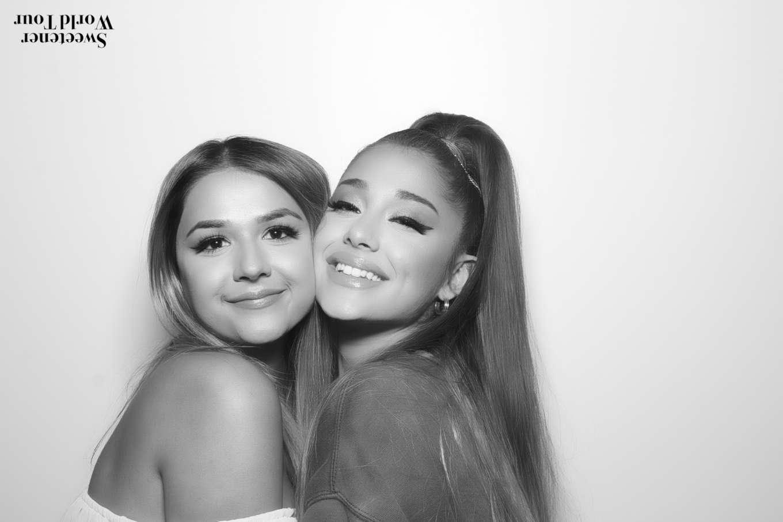 Ariana Grande Sweetener World Tour Meet And Greet In London 10 Gotceleb