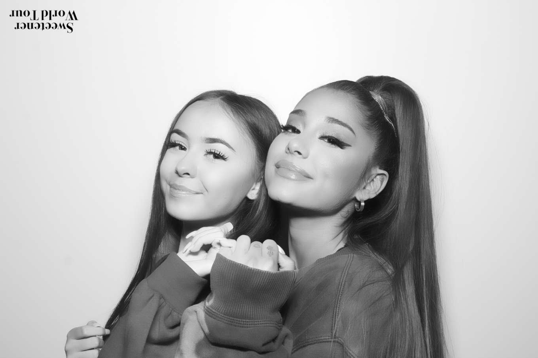 Ariana Grande Sweetener World Tour Meet And Greet In London 31 Gotceleb