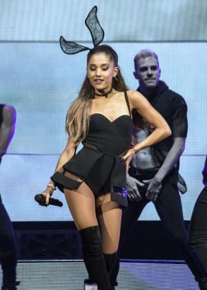 Ariana Grande - 'The Honeymoon Tour' in Louisville