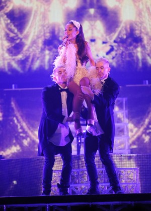 Ariana Grande: Performs in Pittsburgh -50
