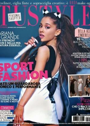 Ariana Grande - Tu Style Italy Magazine (March 2015)