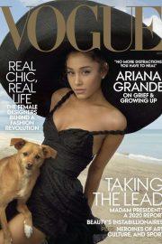 Ariana Grande - Vogue Magazine August 2019