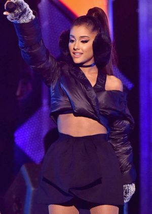 Ariana Grande - Z100's iHeartRadio Jingle Ball 2016 in New York
