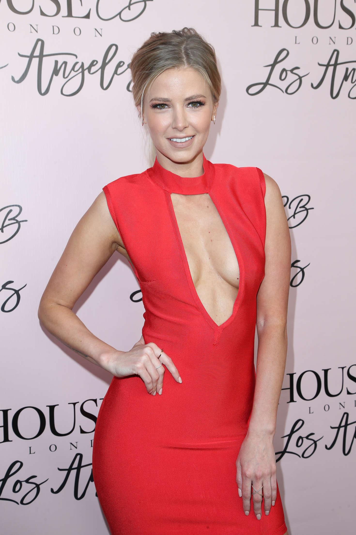 Miley cyrus blue dress