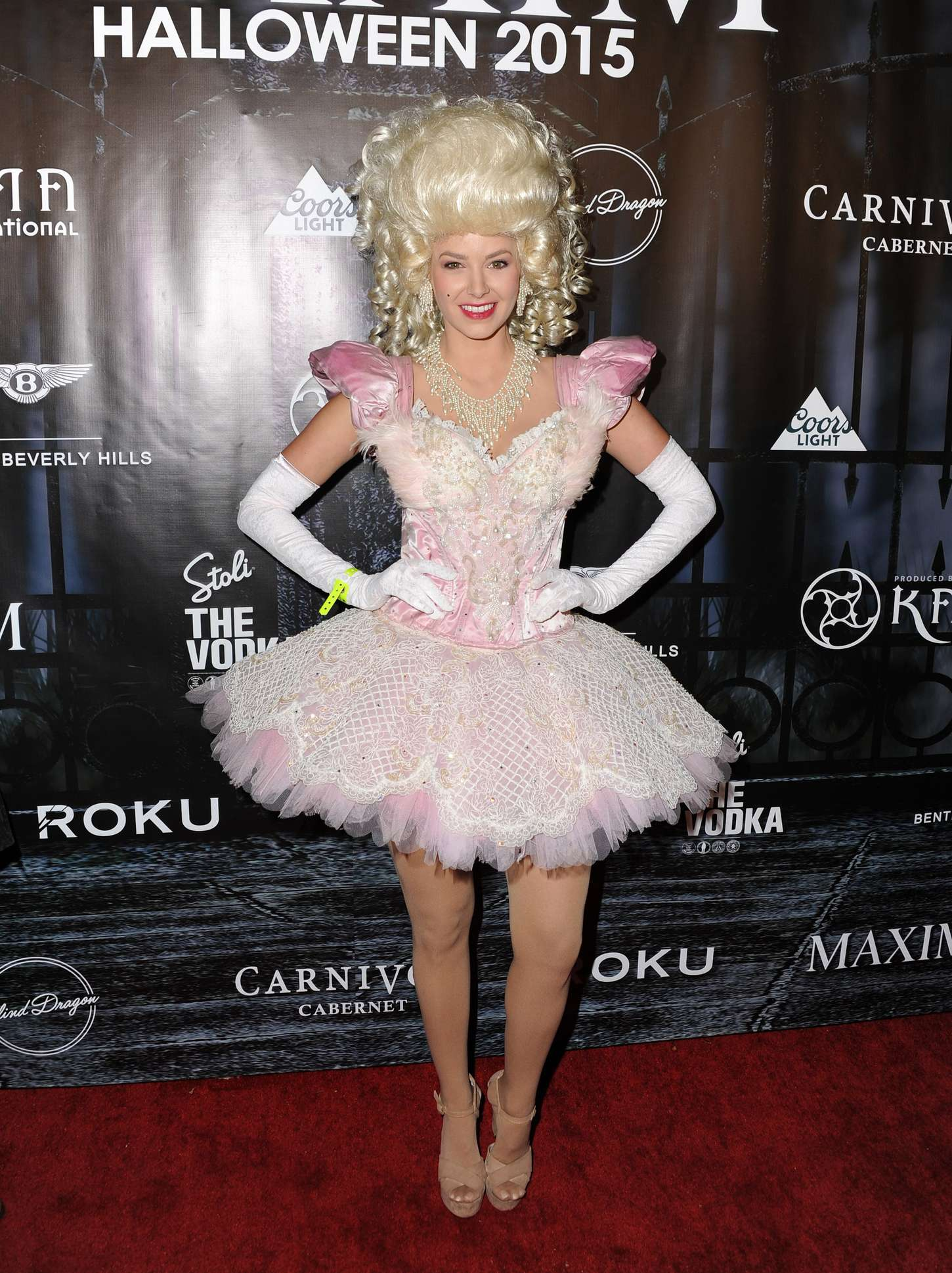 Ariana Madix - MAXIM Magazine's Official Halloween Party in Beverly Hills