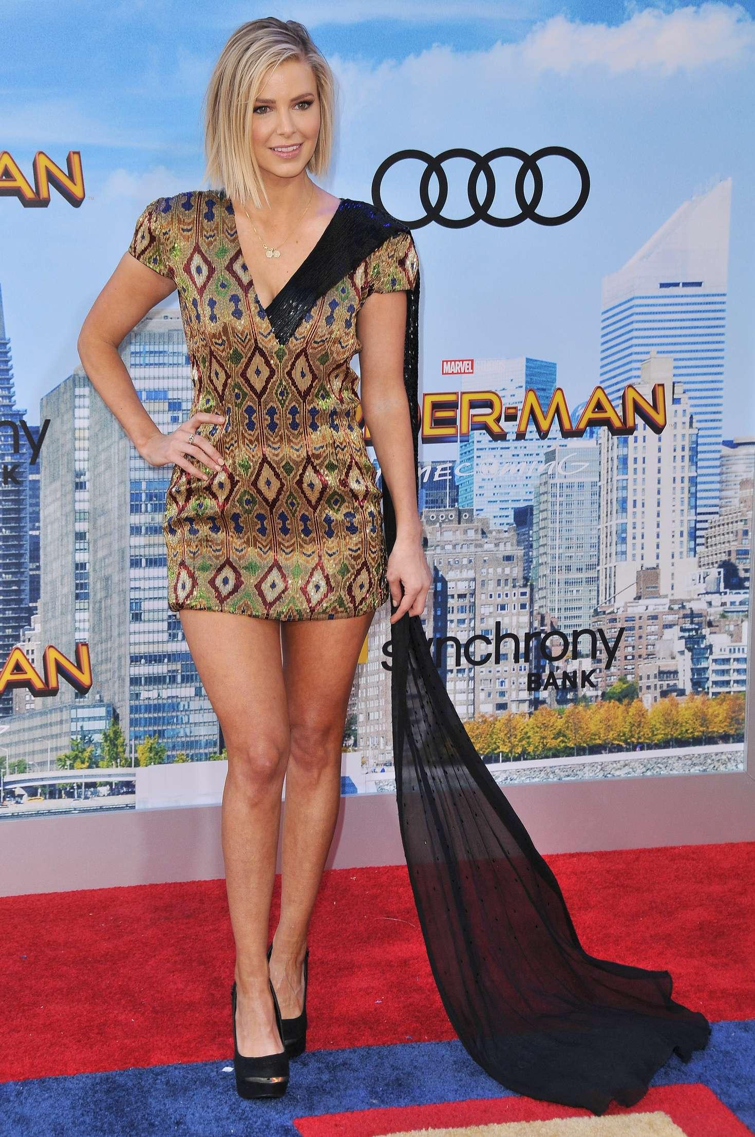 Ariana Madix 2017 : Ariana Madix: Spider-Man: Homecoming Premiere in Hollywood -02