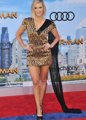 Ariana Madix - 'Spider-Man: Homecoming' Premiere in Hollywood