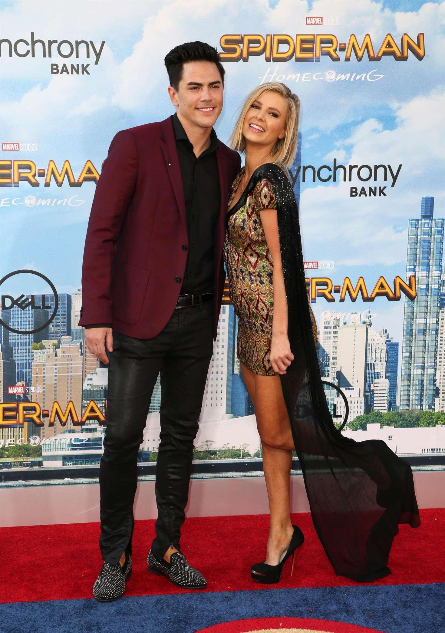 Ariana Madix 2017 : Ariana Madix: Spider-Man: Homecoming Premiere in Hollywood -07