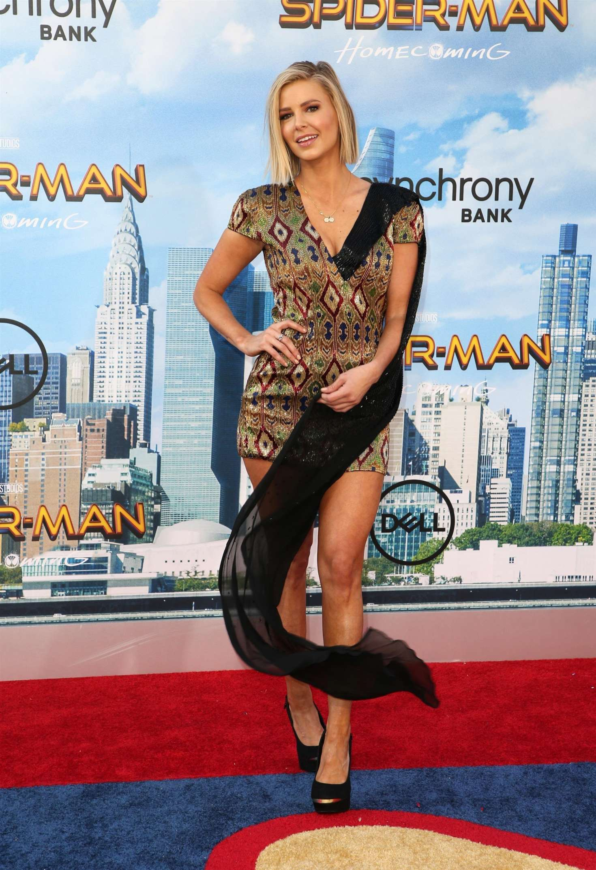 Ariana Madix 2017 : Ariana Madix: Spider-Man: Homecoming Premiere in Hollywood -12