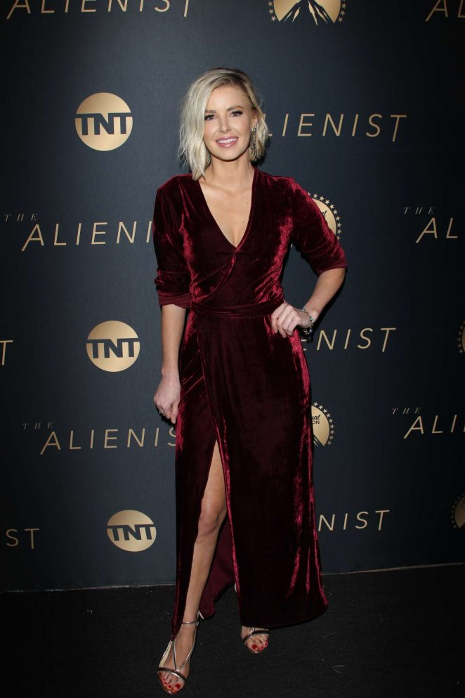 Ariana Madix - TNT's 'The Alienist' Premiere in Los Angeles