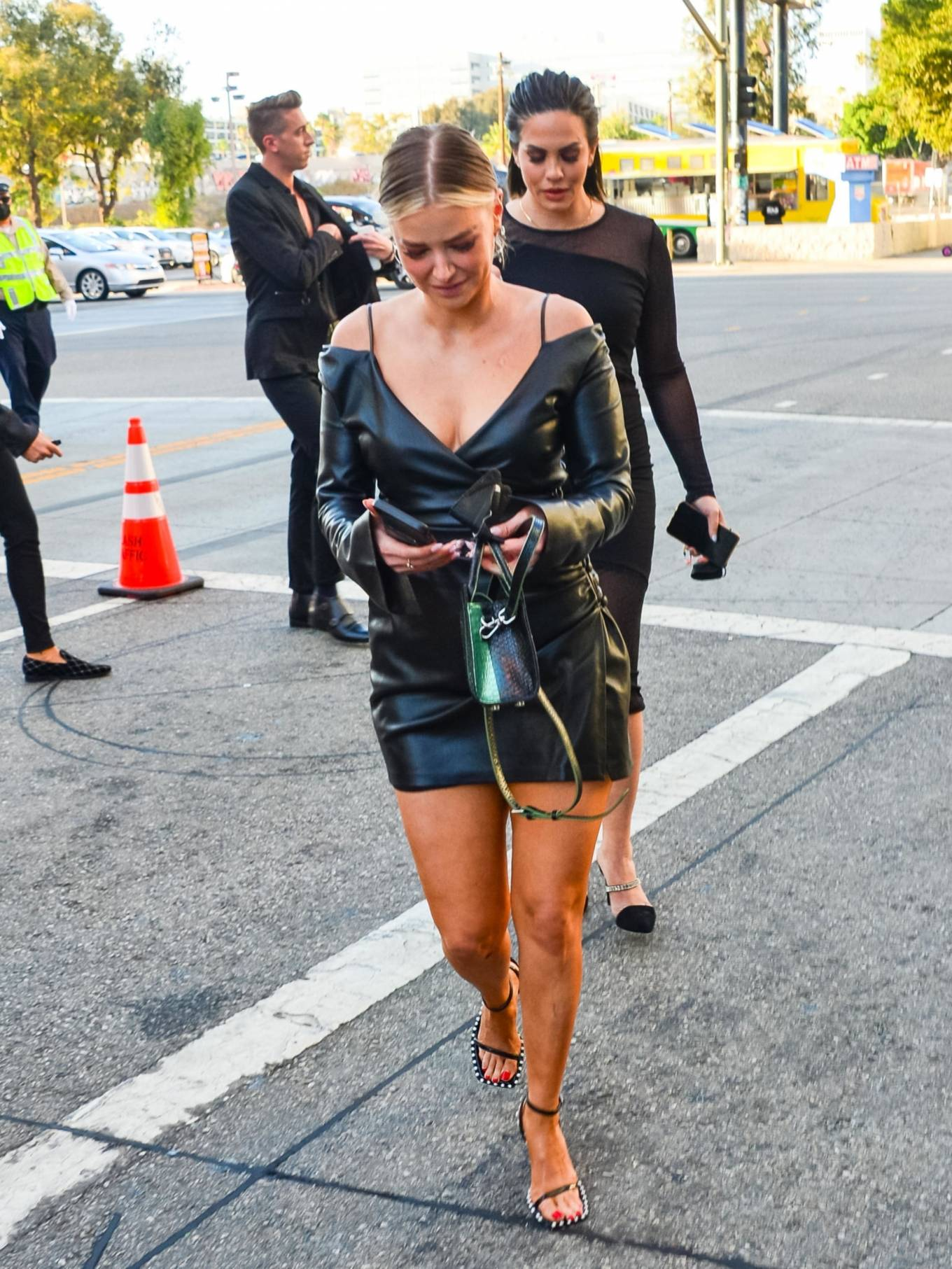 Ariana Madix 2021 : Ariana Madix – With Tom Sandoval seen arriving at the Midnight In The Switchgrass in Los Angeles-13