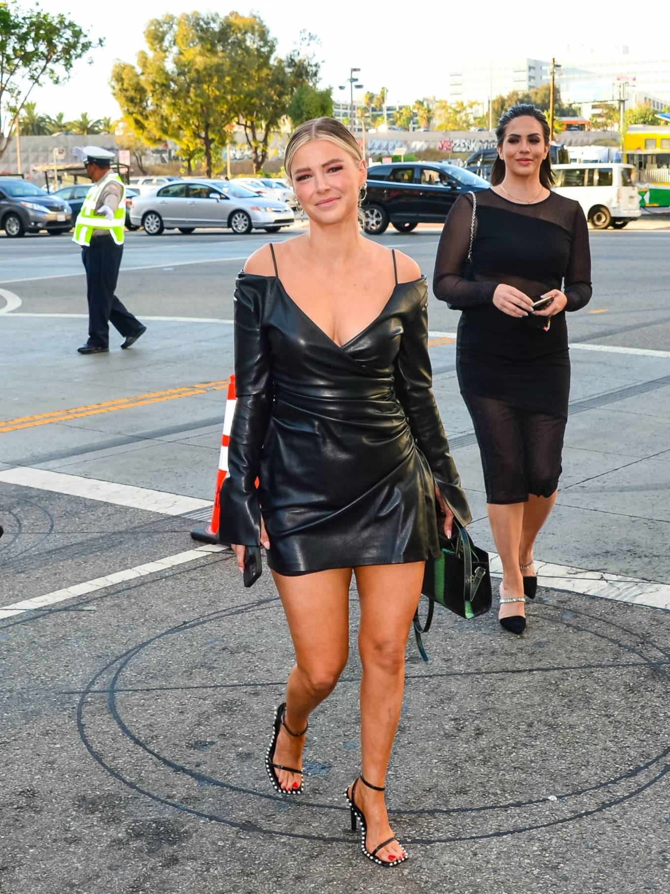 Ariana Madix 2021 : Ariana Madix – With Tom Sandoval seen arriving at the Midnight In The Switchgrass in Los Angeles-19