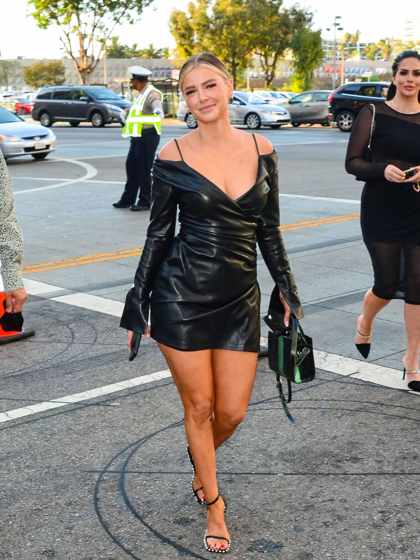 Ariana Madix 2021 : Ariana Madix – With Tom Sandoval seen arriving at the Midnight In The Switchgrass in Los Angeles-21