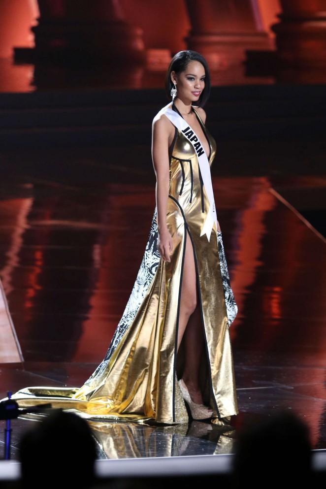 Ariana Miyamoto 2015 : Ariana Miyamoto: Miss Universe 2015 Preliminary Round -02