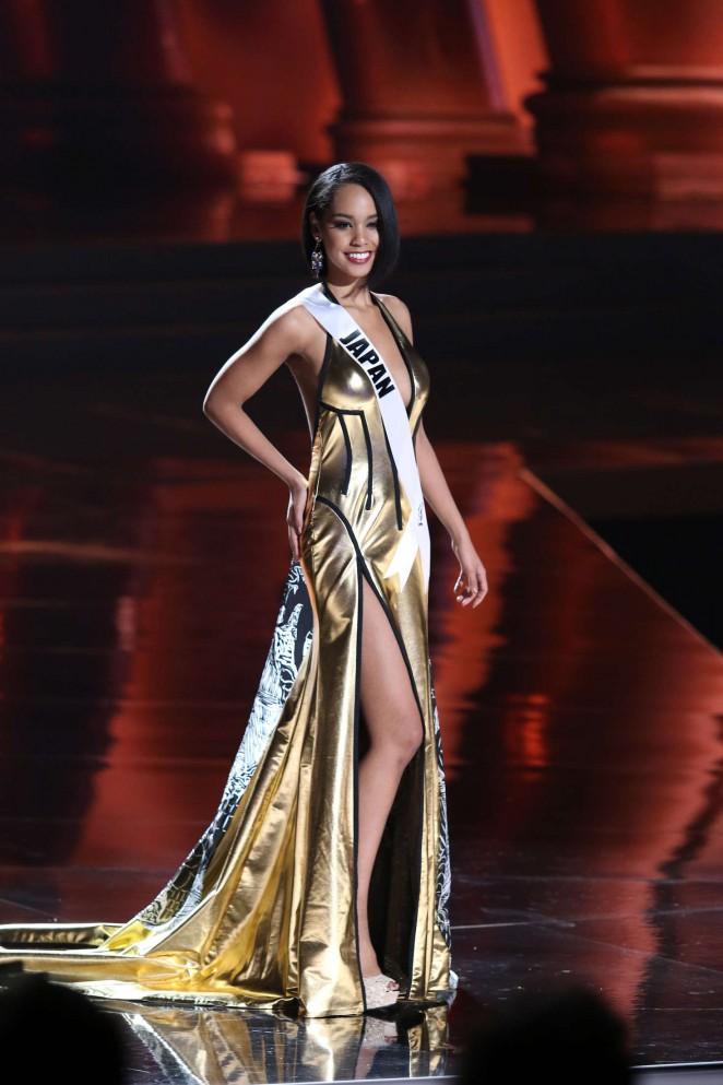 Ariana Miyamoto 2015 : Ariana Miyamoto: Miss Universe 2015 Preliminary Round -07