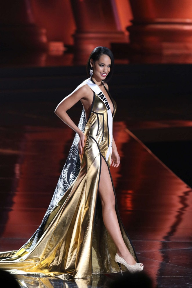 Ariana Miyamoto 2015 : Ariana Miyamoto: Miss Universe 2015 Preliminary Round -08
