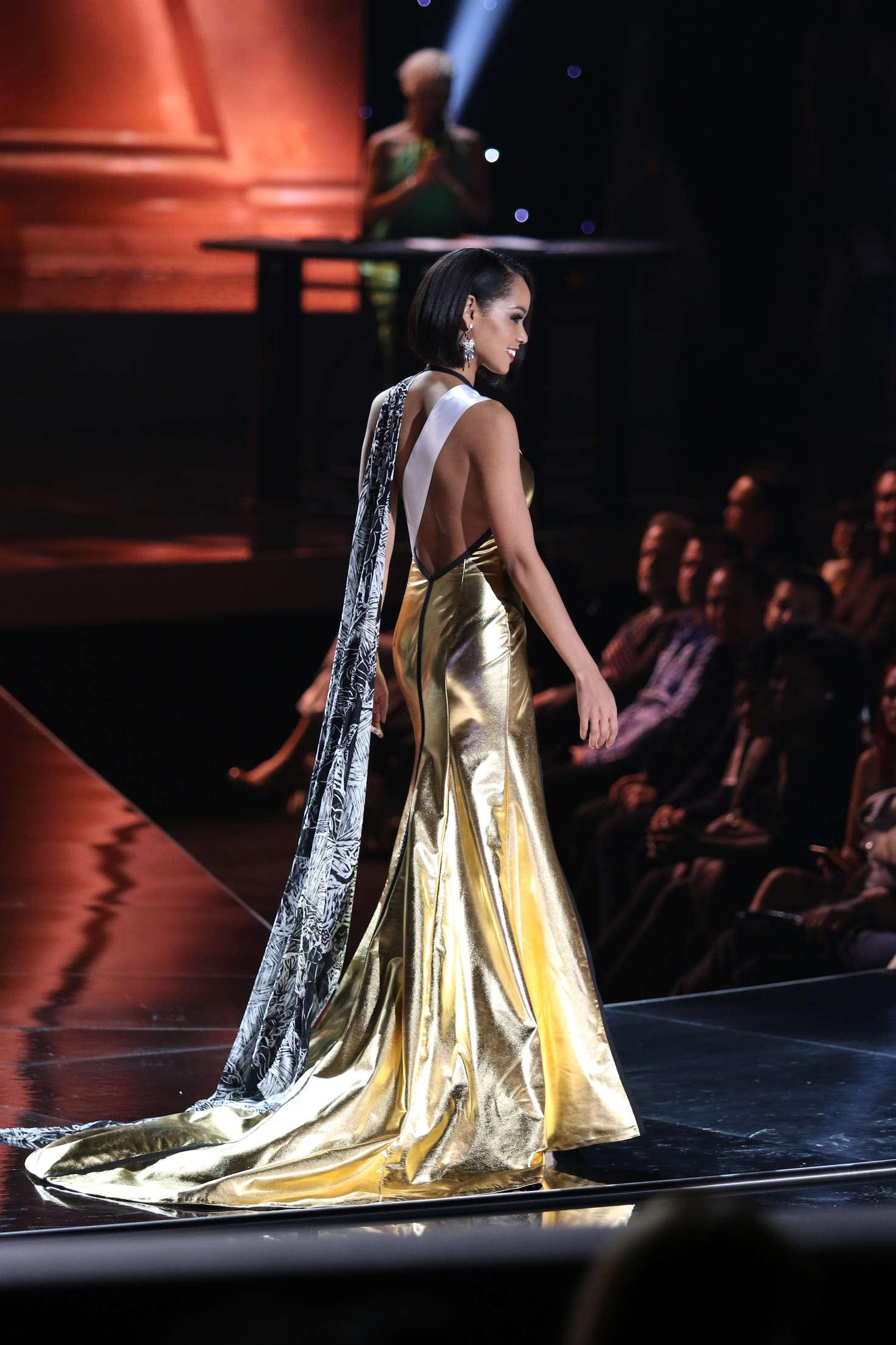 Ariana Miyamoto 2015 : Ariana Miyamoto: Miss Universe 2015 Preliminary Round -09