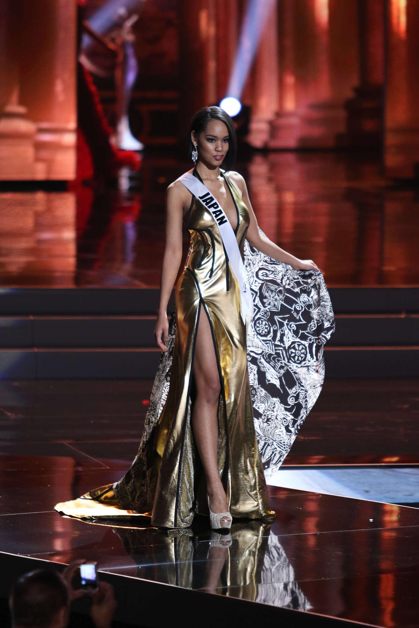 Ariana Miyamoto 2015 : Ariana Miyamoto: Miss Universe 2015 Preliminary Round -10