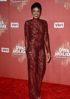 Ariane Davis - 2016 VH1's Divas Holiday: Unsilent Night in NY