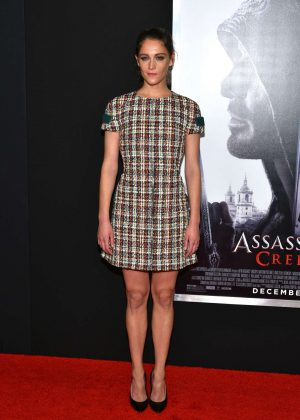 Ariane Labed - 'Assain's Creed' Premiere in New York