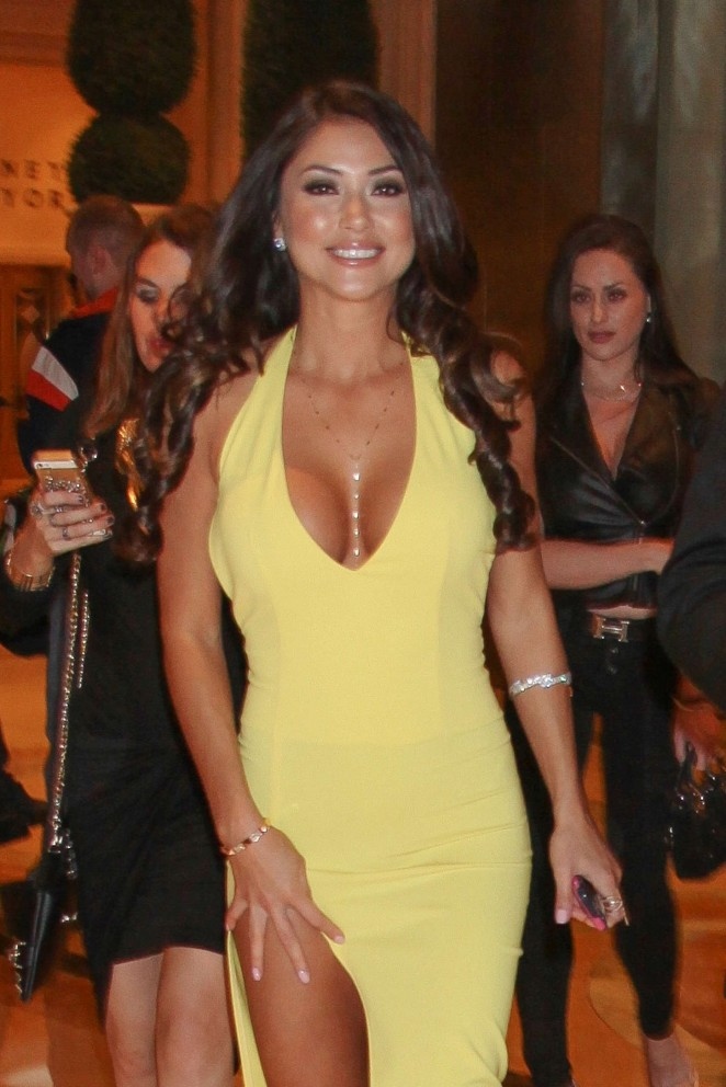 Arianny Celeste - 2015 World MMA Awards in Las Vegas