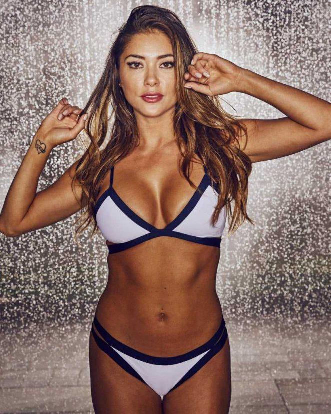 Arianny Celeste: Bikini Photoshoot for NY Post -02