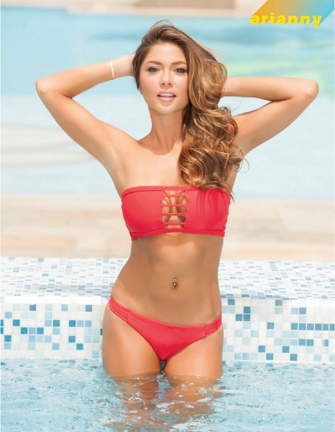 Arianny Celeste - FHM Philippines Magazine (August 2015)
