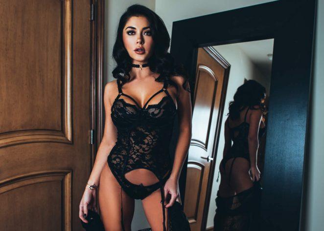Arianny Celeste - Martin Murillo Photoshoot 2016