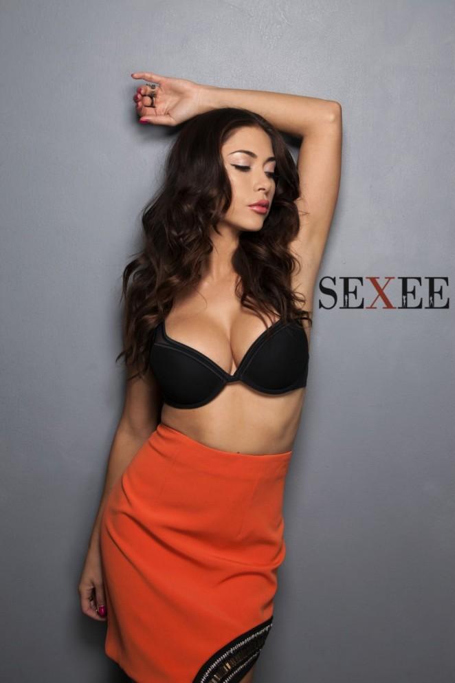 Arianny Celeste - Sexee Magazine Photoshoot 2015