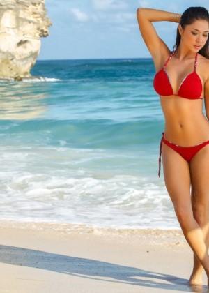 Arianny Celeste: Solkissed Swimwear 2015 -06