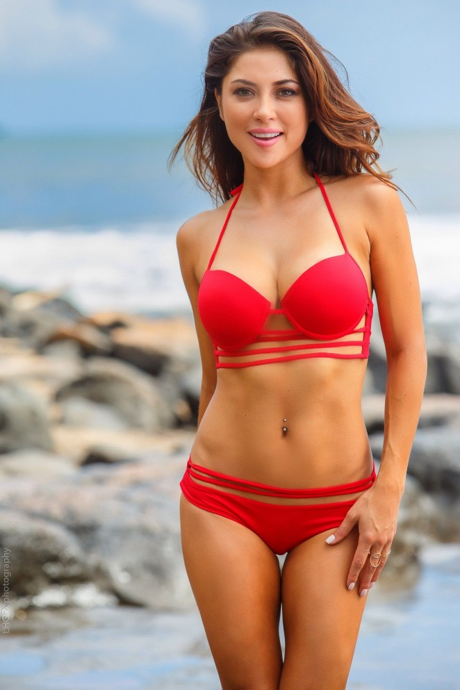 Arianny Celeste - Solkissed Swimwear 2015 Sol Gypsy Collection