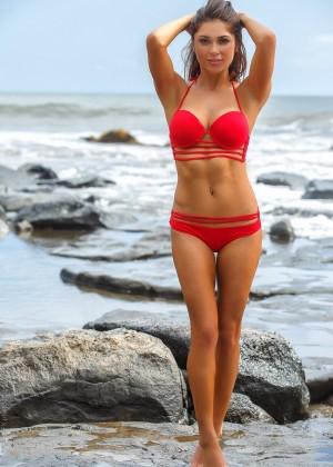 Arianny Celeste: Solkissed Swimwear 2015 -09