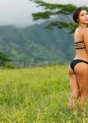 Arianny Celeste: Solkissed Swimwear 2015 -13