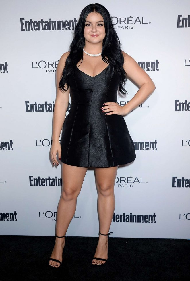 Ariel Winter - 2016 Entertainment Weekly Pre-Emmy Party in Los Angeles
