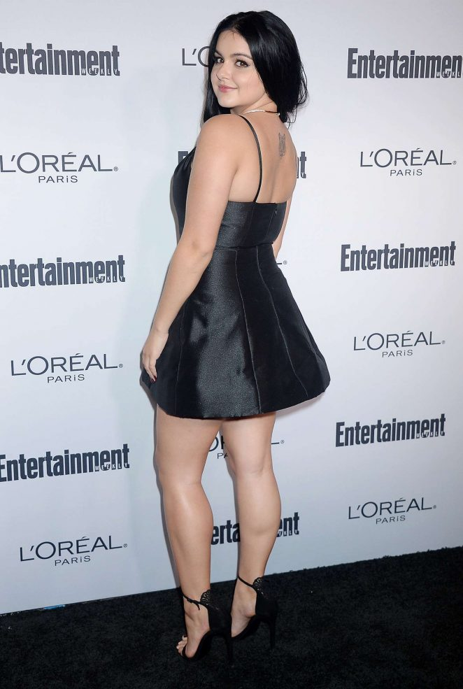 dc57400658 Ariel Winter: 2016 Entertainment Weekly Pre-Emmy Party -06 | GotCeleb