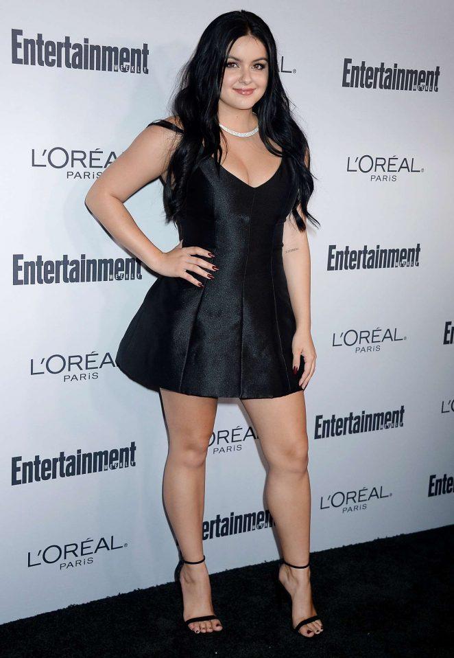 7e0c815cd9 Ariel Winter: 2016 Entertainment Weekly Pre-Emmy Party -07 | GotCeleb