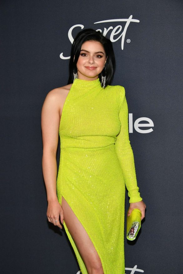 Ariel Winter - 2020 InStyle and Warner Bros Golden Globes Party in Beverly Hills