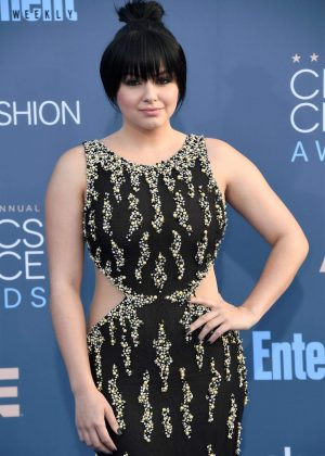 Ariel Winter - 22nd Annual Critics' Choice Awards in Los Angeles