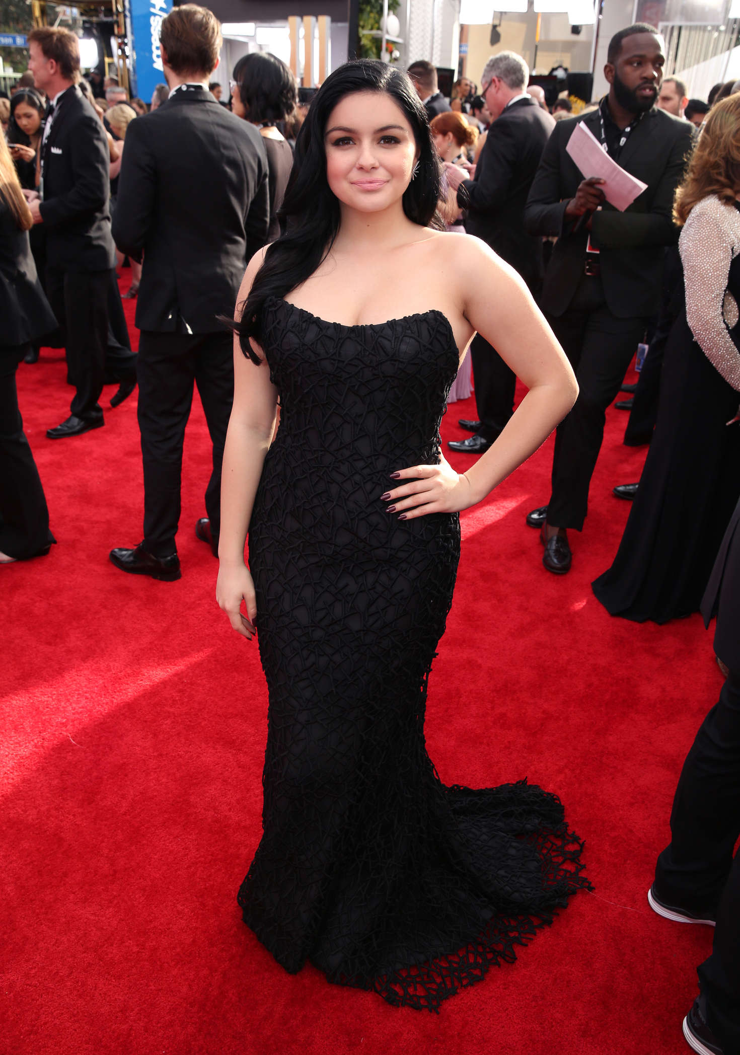Ariel Winter 2016 Sag Awards 10 Gotceleb