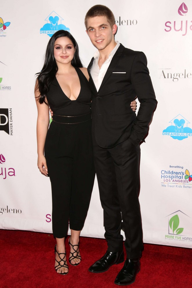 Ariel Winter: 3rd Annual A Brighter Future For Children Charity Gala -03