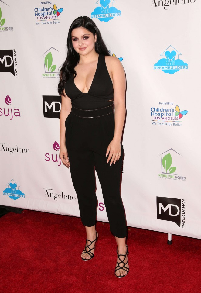 Ariel Winter: 3rd Annual A Brighter Future For Children Charity Gala -04
