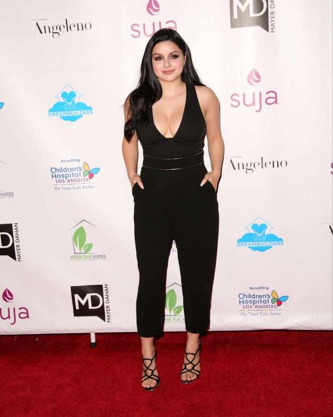 Ariel Winter: 3rd Annual A Brighter Future For Children Charity Gala -11