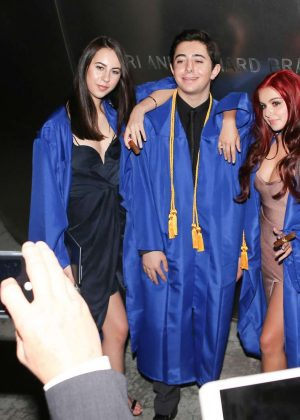 Ariel Winter at her Graduation in LA -03