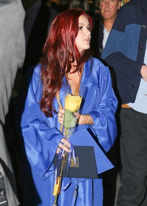 Ariel Winter at her Graduation in LA -16