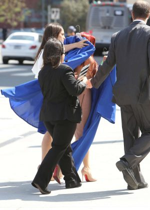 Ariel Winter at her Graduation in LA -17